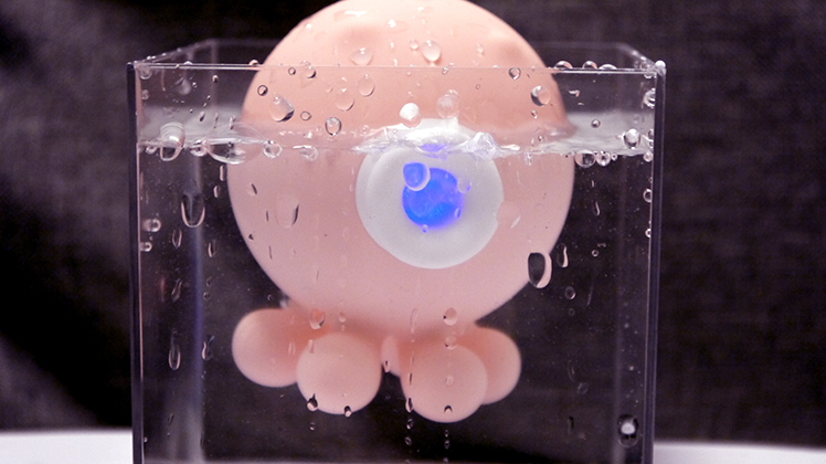 小章魚 情趣 防水 玩具
