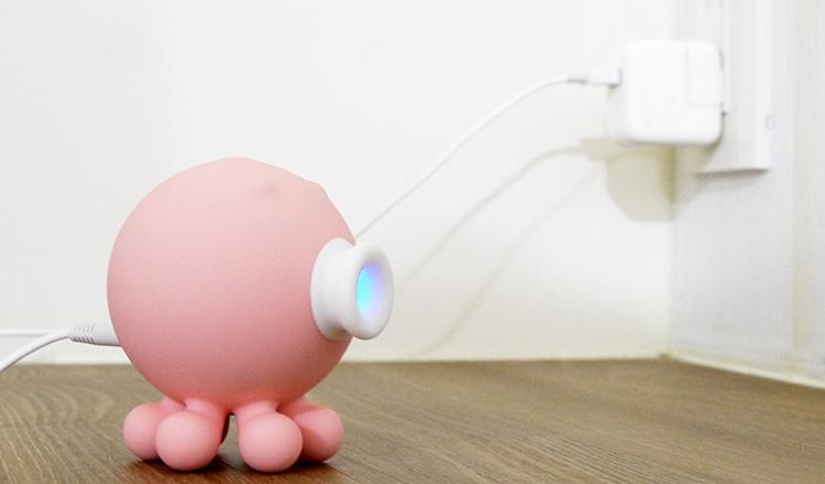 小章魚 按摩玩具 充電