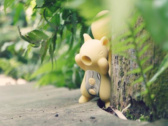 kiss toy 小松鼠 吸吮 情趣 玩具