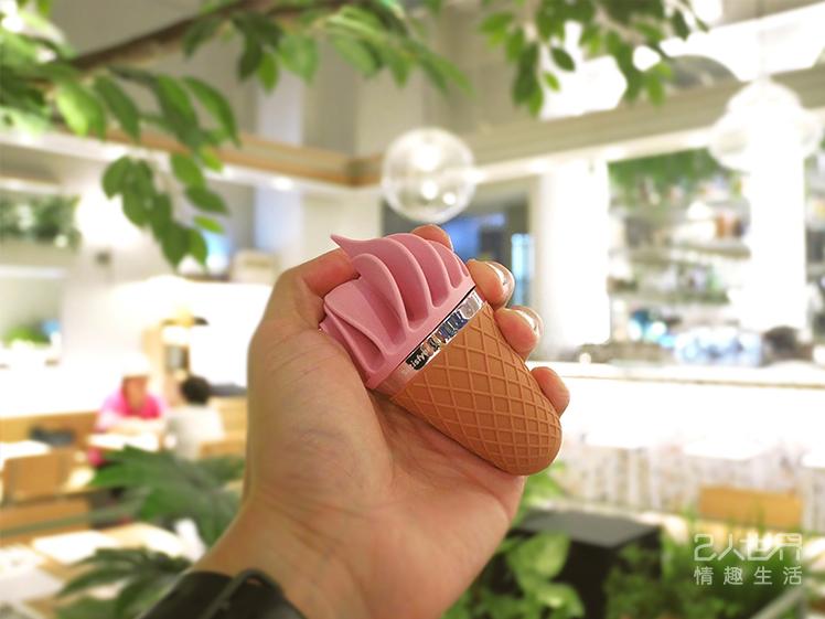 satisfyer 情趣小物 轉轉小甜筒 矽膠 材質